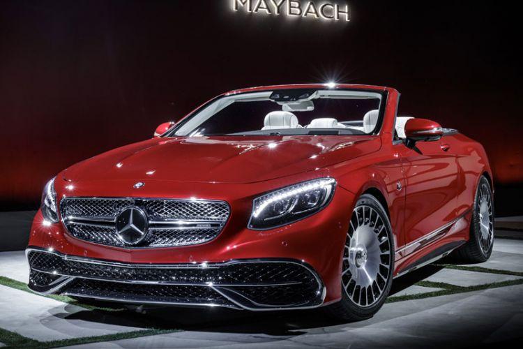 News: Für 300 000 Euro gibt es eines von 300 exklusiven Maybach S 650 Cabriolets