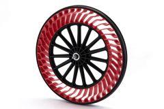 Reifen & Felgen: Fahrradreifen von Bridgestone mit zukunftsweisender Air Free Concept 1 Technologie