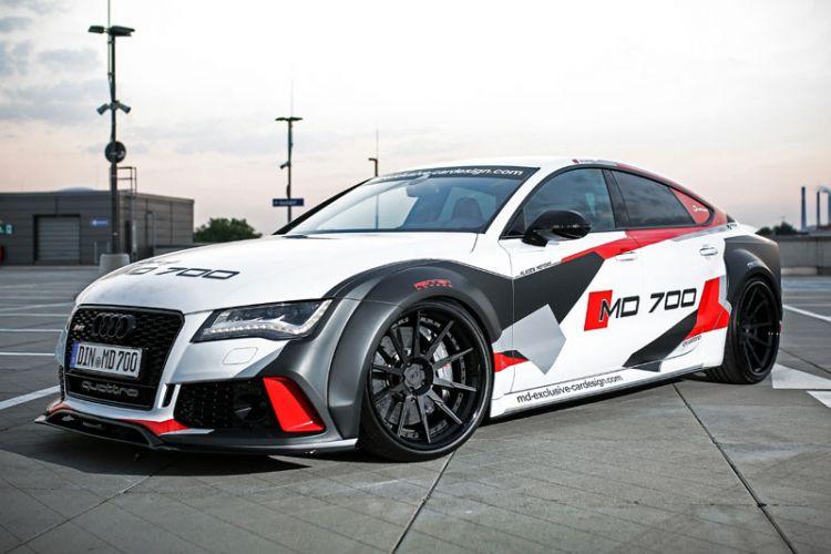 Tuning: Bodykit von M&D Exclusive Cardesign lässt Audi A7 zum RS7 mutieren