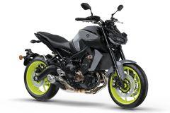 Motorrad: Yamaha MT-09 Modellpflege mit neuen LED-Doppelscheinwerfern