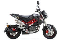 Motorrad: Neues Funbike Benelli TNT 125 verspricht viel Fahrspaß