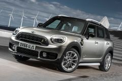 E-Mobil: MINI Countryman Cooper S E ALL4 mit Plug-in-Hybrid-Antrieb