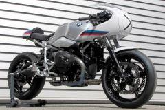 """Motorrad: Sonderversion """"BoxerCup"""" der BMW R nineT Racer für Rennserie"""