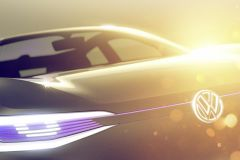 E-Mobil: VW zeigt erstes Zero Emission Crossover Utility Vehicle der I.D. Familie