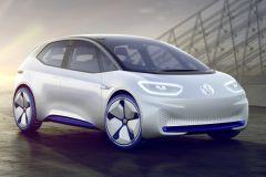 E-Mobil: Volkswagen präsentiert visionäres Elektrofahrzeug I.D. für 2020