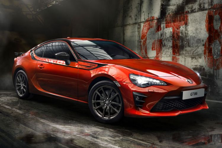 "News: Toyota GT86 ""Tiger""-Sonderedition in exklusiver Tiger-Orange Lackierung"