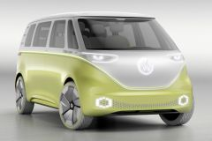 E-Mobil: Volkswagen I.D. BUZZ - Mit Elektroantrieb und vollautomatisierten Fahrmodus in die Zukunft