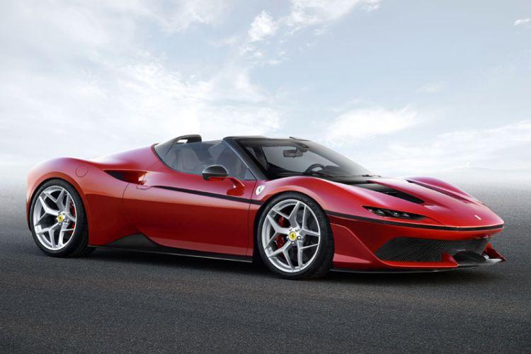 News: Exklusives J 50 Ferrari Sondermodell zum 50 jährigen Jubiläum in Japan