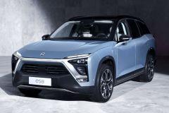 E-Mobil: NIO ES8 - Elektro-SUV aus China kommt 2018 auf den deutschen Markt