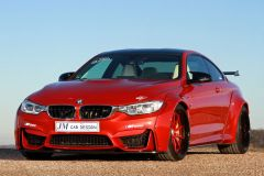 Tuning: BMW M4 Coupé mit