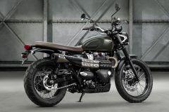 Motorrad: Triumph 900 Street Scrambler auch für Führerscheinklasse A2