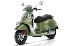 "Motorrad: Sondermodell Vespa GTS ""Sei Giorni"" erinnert an legendäre Werksrennmaschine der 50er"