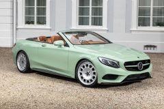 Tuning: Carlsson veredelt das Mercedes S-Klasse Cabrio zum