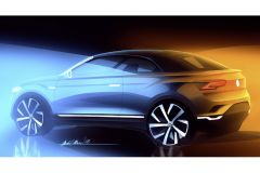 Pressemeldung VW - Cabrio Variante des T-Roc