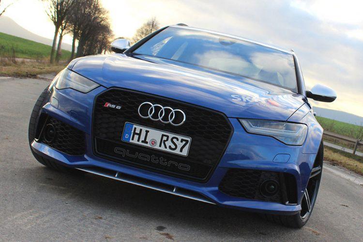 News: 330 km/h schneller Audi RS6 Avant von SKN