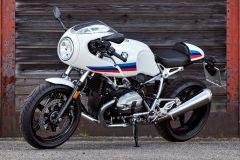 Motorrad: BMW Heritage Modelle R nine T Racer und R nine T Pure