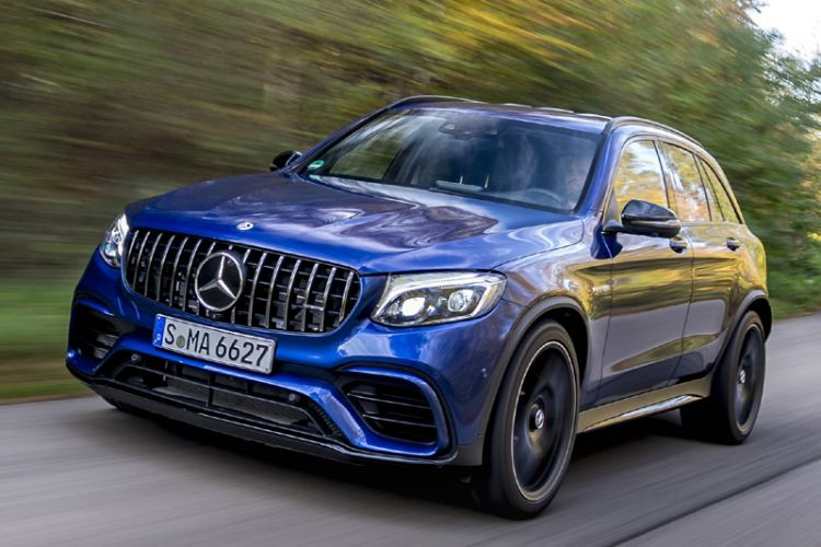 News: Mid-Size Performance SUV Mercedes-AMG GLC 63 4MATIC+ und 63 S 4MATIC+