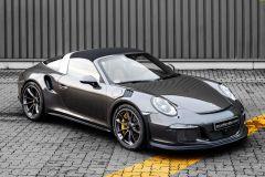 Tuning: mcchip-dkr Porsche 991 Targa mitGT3RS-Optik