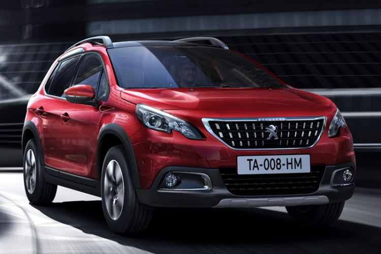 News: Peugeot 2008 mit Facelift und neuer GT Ausstattung