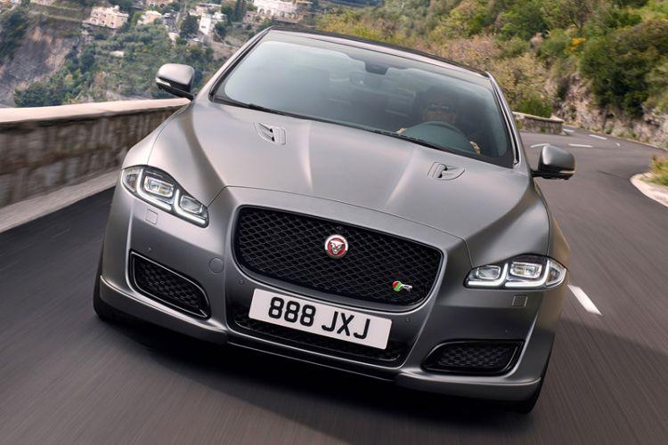 News: Jaguar XJR 575 Top-Modell mit 575 PS und 700 Nm Drehmoment
