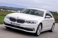 E-Mobil: BMW Plug-in-Hybrid 530e iPerformance schafft bis zu 50 Kilometer rein elektrisch