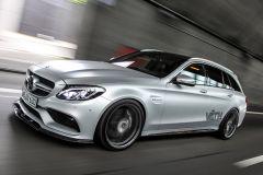 Tuning: VÄTH Tuningkit V 63 RS für Mercedes-Benz C 63 AMG T