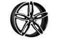 Reifen & Felgen: Camani CA 13 Twinmax - Doppelspeichen-Rad mit bunten Oberflächen-Finishes
