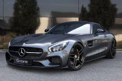 Tuning: Leistungskur für AMG GT und GT S (C190) von G-POWER