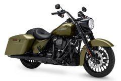 Motorrad: Harley Davidson Tourer Road King Special mit Milwaukee-Eight-Motor