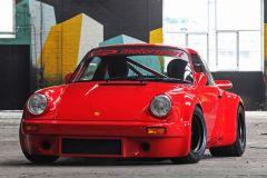 Tuning: Porsche 911 RS 3.5 Red Evolution von dp motorsport