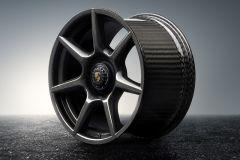 Reifen & Felgen: Exklusive Porsche Carbonfelgen zum Preis eines Kleinwagens