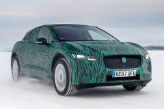 E-Mobil: Jaguar I-Pace beweist seine Performance auch unter Extrembedingungen