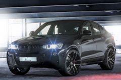 Tuning: Lumma Styling-Programm mit 22 Zoll Felgen für BMW X4