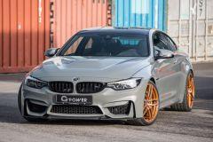 Tuning: G-Power entlockt dem BMW M4-Sondermodell CS 600 PS und 740 Nm