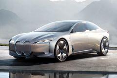 E-Mobil: BMW i Vision Dynamics auf der IAA präsentiert zukunftsnahe E-Mobilität