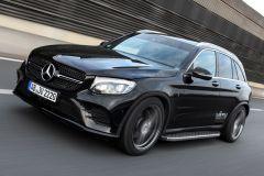 Tuning: Väth verhilft dem Kompakt-SUV GLC 220d  zu 205 PS und 470 Nm Drehmoment