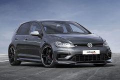 Tuning: Oettinger Aerodynamik-Paket für überarbeitetn Golf 7 GTI, GTD und R