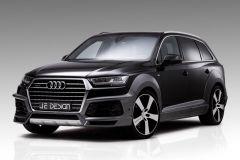Tuning: Je Design Breitbau-Bodykit und 22 Zoll Felgen für Audi Q7