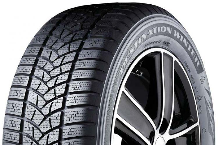 Reifen & Felgen: Firestone präsentiert neuen Destination Winterreifen für SUVs