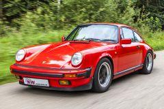 Tuning: KW automotive Variante 3 Gewindefahrwerk auch für Porsche 911 G-Modelle