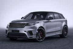 Tuning: Lumma Design Breitbau-Karosserie-Kit für Range Rover Velar