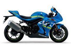 Motorrad: Suzuki GSX-R1000/R mit 10-stufiger Traktionskontrolle und Broad Power Systems
