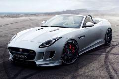 Tuning: Piecha Performance Modul hebt Leistung des Jaguar F-Type Cabrios auf 567 PS