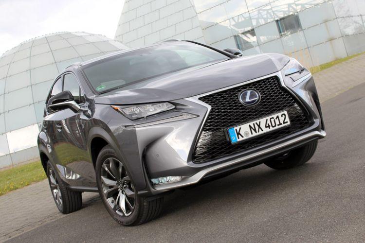 Fahrbericht: Erscheint in Kürze - Hybrid-SUV Lexus RN 300h E-Four F-Sport mit 197 PS Systemleistung