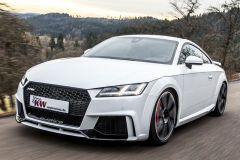Tuning: KW Clubsport 3-way Gewindefahrwerk für Audi TT RS