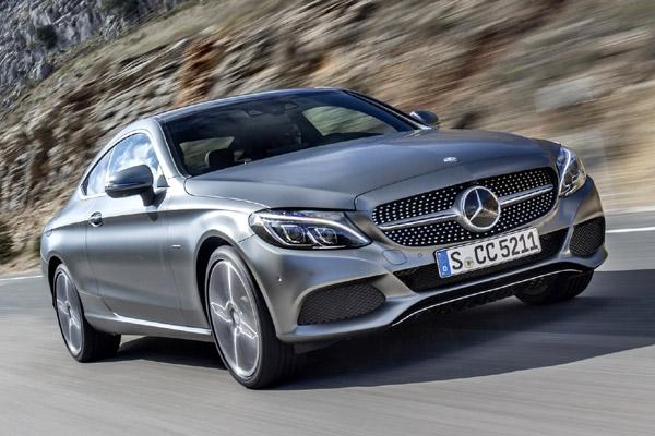 Fahrbericht: Mercedes-Benz C-Klasse C 300 Coupé