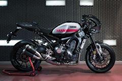 Motorrad: Limitierter Café Racer Yamaha XSR 900 Abarth