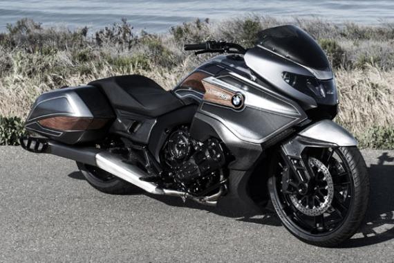 Motorrad: BMW Konzeptstudie Concept 101 - Der Traum von Freiheit und Unabhängigkeit