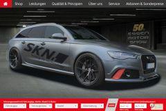 Tuning: SKN Rabatt Aktion zur 50. Essen Motor Show