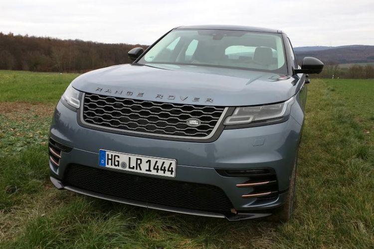 Fahrbericht: Land Rovers Range Rover Velar als First Edition D300 im Kurztest